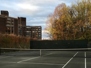 Learn about the outdoor clay tennis court advantages and special Play on Clay Techniques at Riverdale Tennis Clay Court Clinics in NYC.